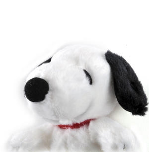 "Snoopy - Peanuts Soft Toy - 7.5"" of Warm Happiness Thumbnail 5"