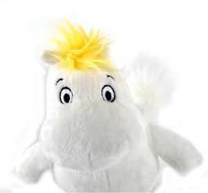 "Snorkmaiden - Moomins Soft Toy - 6.5"" of Mumintroll Fun Thumbnail 1"