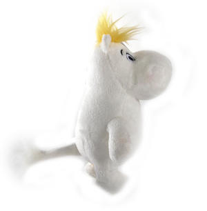 "Snorkmaiden - Moomins Soft Toy - 6.5"" of Mumintroll Fun Thumbnail 4"