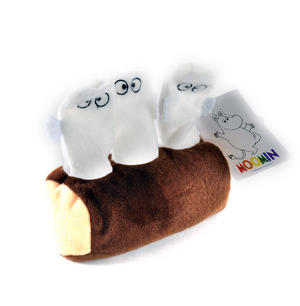 "Hattifatteners - Moomins Soft Toy -5"" of Mumintroll Fun Thumbnail 3"