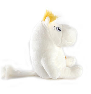 "Snorkmaiden Sitting - Moomins Soft Toy - 8"" of Mumintroll Fun Thumbnail 4"