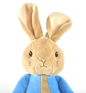 My First Peter - Peter Rabbit Soft Toy Thumbnail 3
