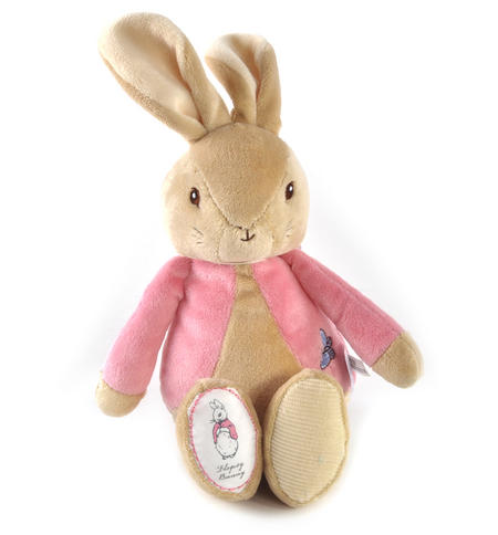 My First Flopsy - Peter Rabbit Soft Toy