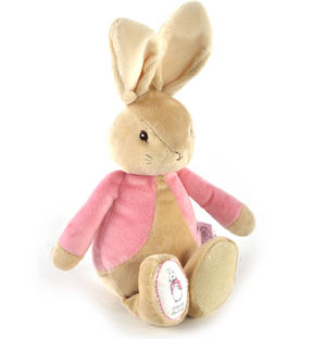 My First Flopsy - Peter Rabbit Soft Toy Thumbnail 2