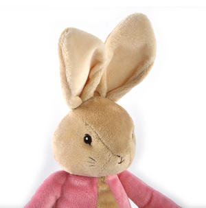 My First Flopsy - Peter Rabbit Soft Toy Thumbnail 3