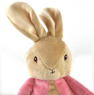 My First Flopsy - Peter Rabbit Soft Toy Thumbnail 4