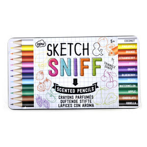 Sketch & Sniff Scented Pencils Thumbnail 1