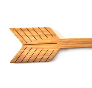 Arrow Wooden Spoon - Robin Hood Kitchen Helper Thumbnail 2
