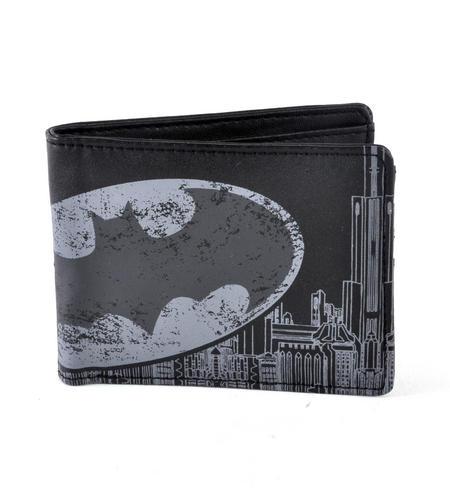 Batman Logo City Wallet