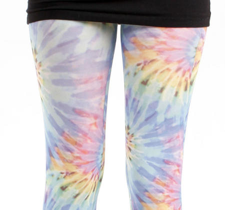 Colour Burst - Pamela Mann Tights - Multi-coloured
