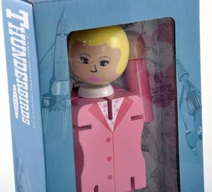 Lady Penelope Flexi Figure - Thunderbirds Classic Action Figure Thumbnail 4