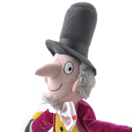 Roald Dahl 30cm Willy Wonka Soft Toy