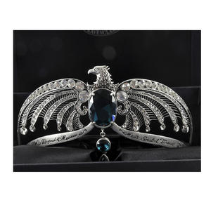 Ravenclaw Diadem - Stunning Noble Collection Harry Potter Tiara Thumbnail 2