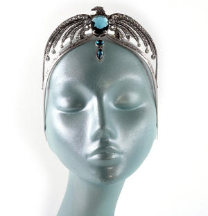 Ravenclaw Diadem - Stunning Noble Collection Harry Potter Tiara Thumbnail 7