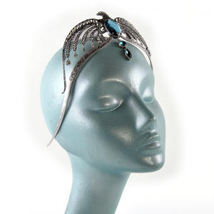 Ravenclaw Diadem - Stunning Noble Collection Harry Potter Tiara Thumbnail 8