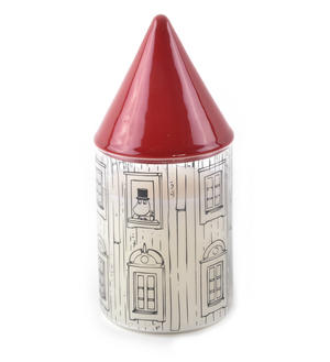 Moomin House Candle with Extinguisher Thumbnail 1