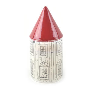Moomin House Candle with Extinguisher Thumbnail 3