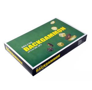 Attaché Backgammon - Classic Travel Companion in an Attaché Case Thumbnail 4