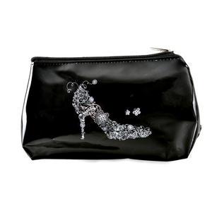 High Heel PVC Make Up Bag Thumbnail 1