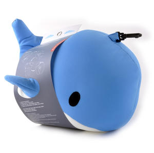 Zip & Flip Whale Pillow Thumbnail 4