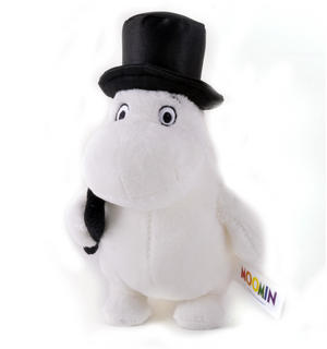 "Moominpapa - Moomins Soft Toy - 6.5"" of Mumintroll Fun Thumbnail 3"
