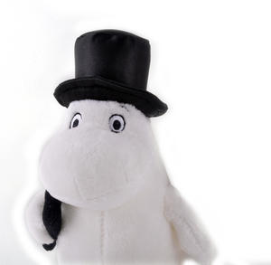 "Moominpapa - Moomins Soft Toy - 6.5"" of Mumintroll Fun Thumbnail 4"