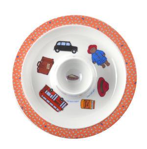 Paddington Bear Eggcup Melamine Plate