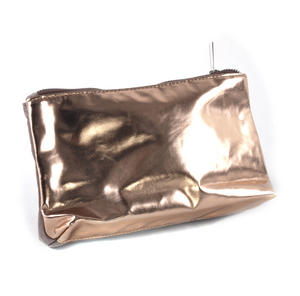 Ta da! Gold Glitter Make Up Bag Thumbnail 2