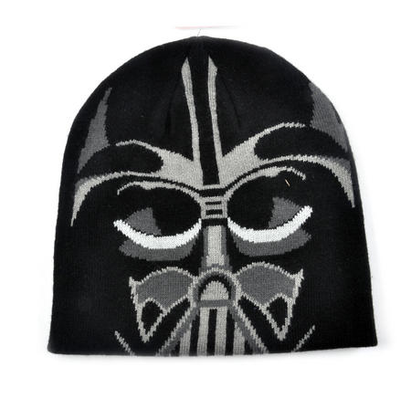 Darth Vader Star Wars Kids Beanie Hat