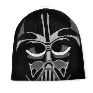 Darth Vader Star Wars Kids Beanie Hat Thumbnail 1