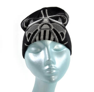 Darth Vader Star Wars Kids Beanie Hat Thumbnail 2