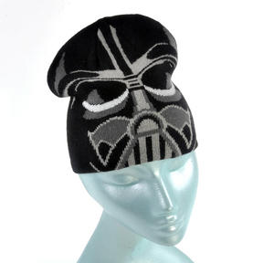 Darth Vader Star Wars Kids Beanie Hat Thumbnail 3