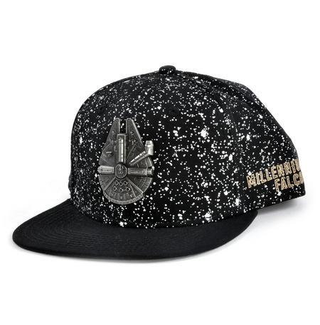 Millennium Falcon Star Wars Snap Back Cap