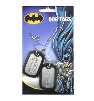 Batman Dog Tags Thumbnail 3