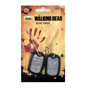 Walking Dead Dog Tags Thumbnail 3