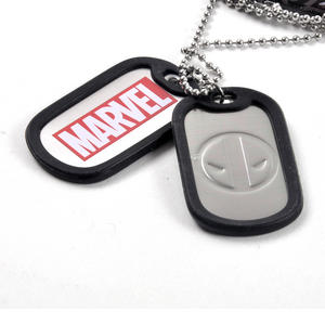 Deadpool Dog Tags Thumbnail 2