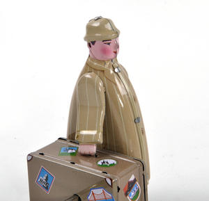 International Man of Mystery  - Classic Clockwork Collector's Toy Thumbnail 6
