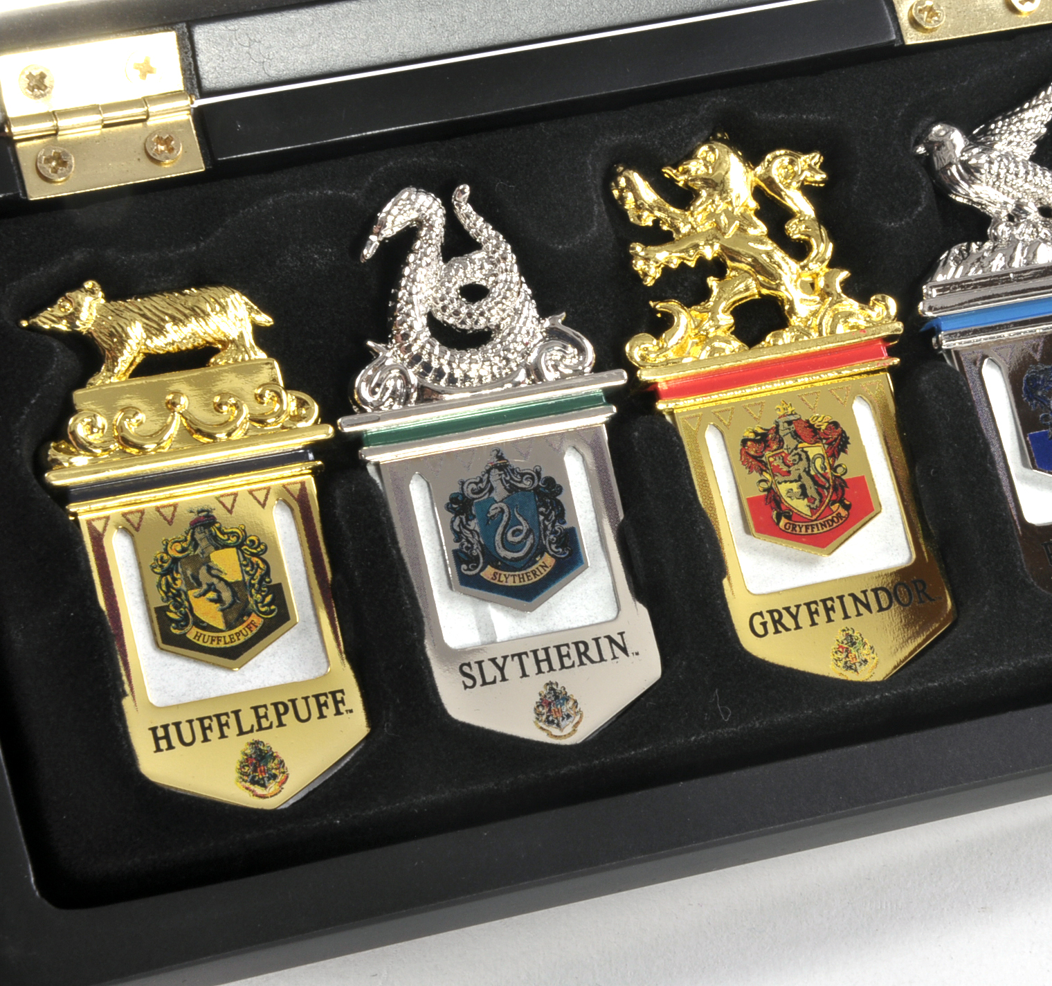 Harry Potter Hogwarts House Bookmark Collection
