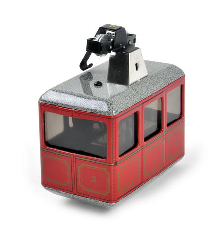 Cable Car - Classic Collector's Toy