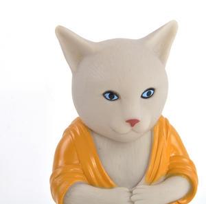 Dashboard Cat Buddha Thumbnail 2