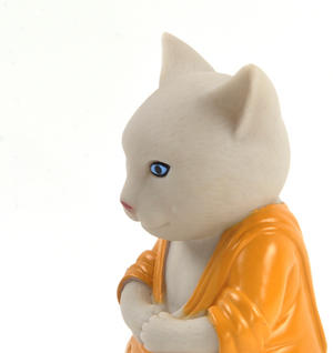 Dashboard Cat Buddha Thumbnail 3