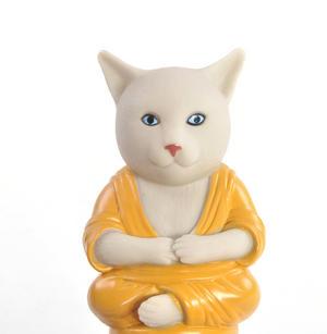 Dashboard Cat Buddha Thumbnail 6