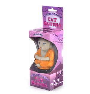 Dashboard Cat Buddha Thumbnail 7