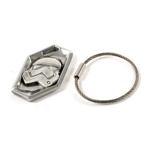 Royal Selangor Star Wars First Order Stormtrooper Keyring Thumbnail 3