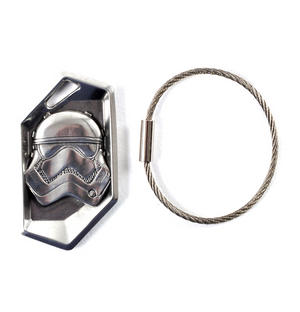 Royal Selangor Star Wars First Order Stormtrooper Keyring Thumbnail 4