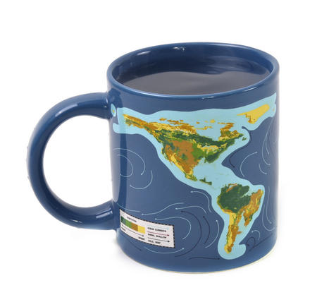 Climate Change Heat Change Mug
