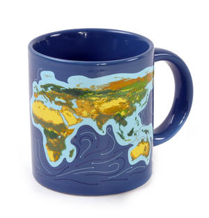 Climate Change Heat Change Mug Thumbnail 5