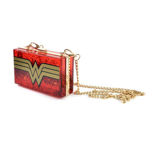 Wonder Woman Glitterbox Cross Body Bag Thumbnail 4