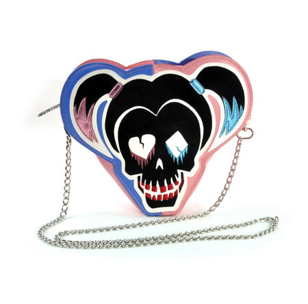 Suicide Squad Harley Quinn Cross Body Bag