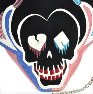 Suicide Squad Harley Quinn Cross Body Bag Thumbnail 2